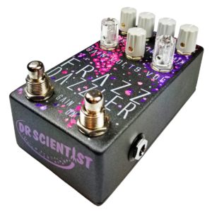 The Frazz Dazzler pedal