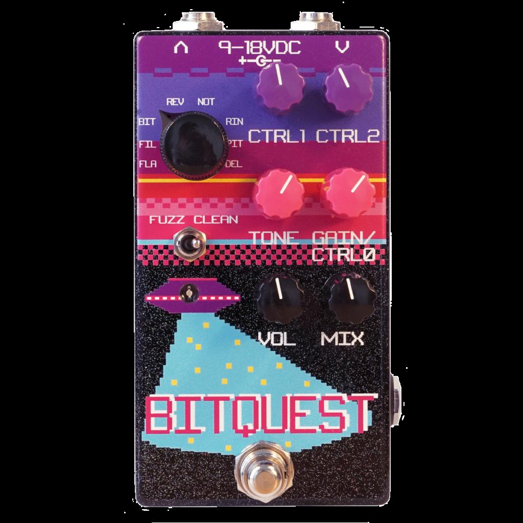 BitQuest pedal